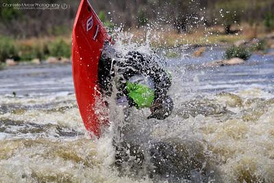 SA National Kayak Freestyle Champs 2013
