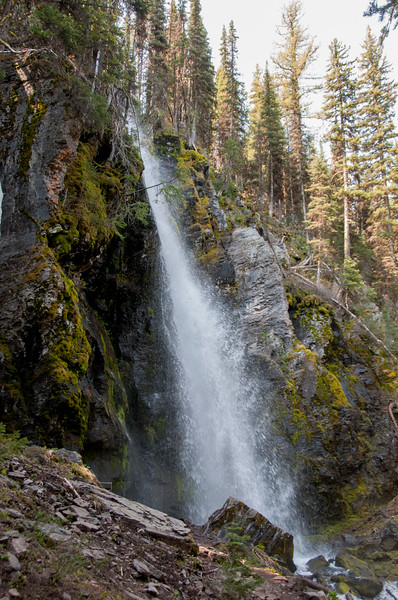Lower Strawberry Falls
