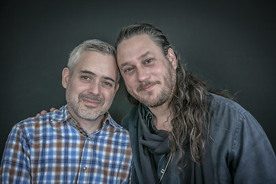 Richard and Eric