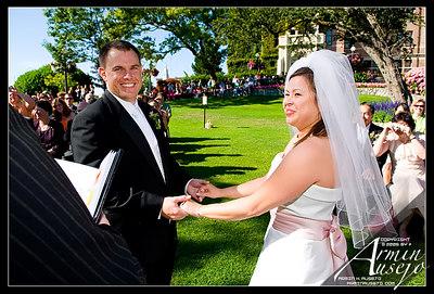 Hallock Wedding, 8-5-2006
