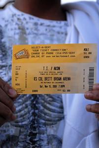 Holiday Jam featuring T.I. & Akon Nov 15, 2008