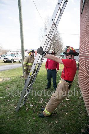 EFD Holds Firefighter Training  03-04-15