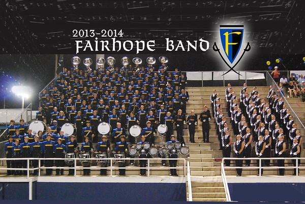 Band photos 2013 season