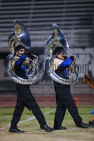 Clovis East High School Marching Band & Color Guard
