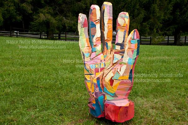 Sculpture Fest Woodstock VT