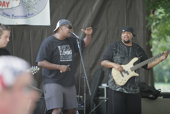 Nick Clemons Band - Old Freehold Day