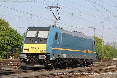 [DE] Nürnberg freight ring