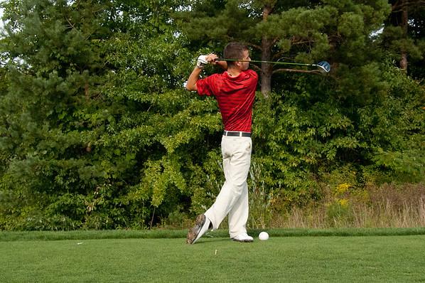 PHS Varsity Golf
