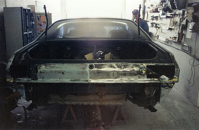 My 77' Dodge Aspen RT