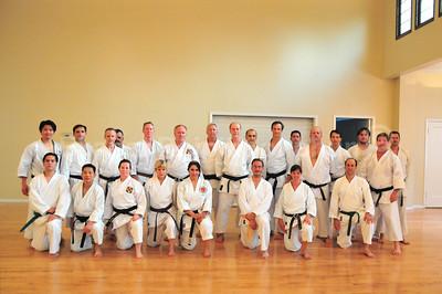 Steve Ubl Sensei Seminar - June 15-16th 2012