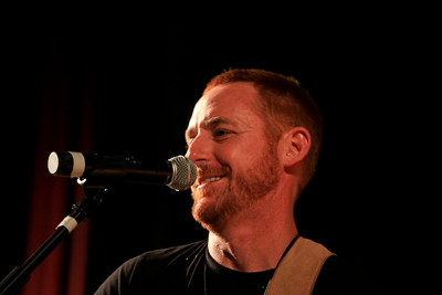 An evening out with Scott Grimes