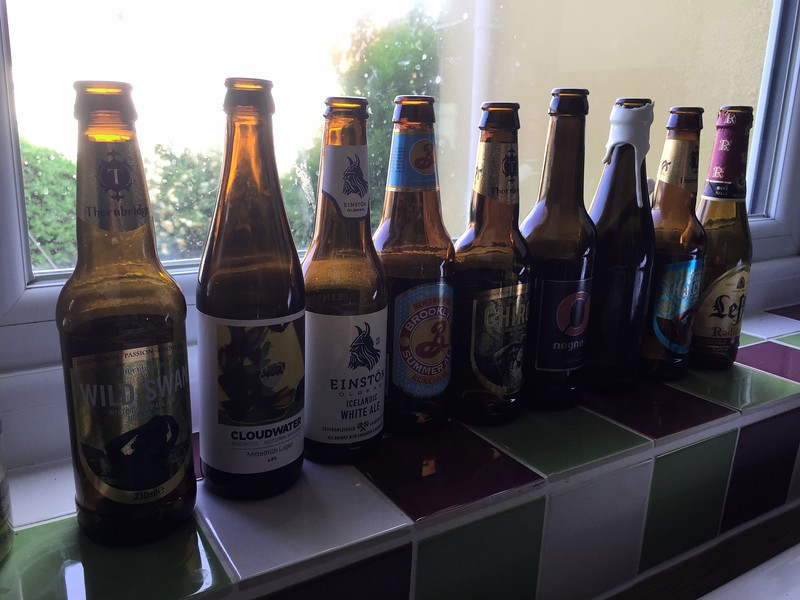 An Eclectic Beer Tasting Weekend With James L