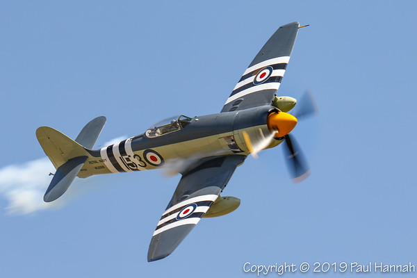 2019 Planes of Fame Airshow - Chino, CA