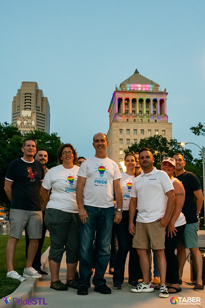 St. Louis Pride Fest 2019