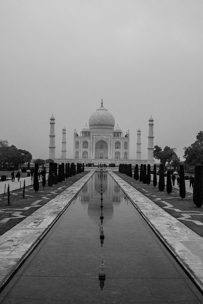 Agra - the city of contrasts?