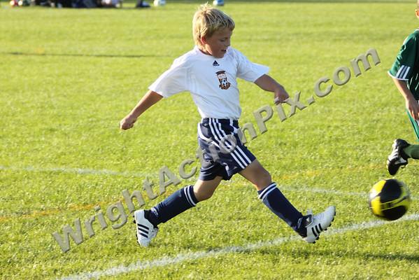 2009 09 19 CSC U9 Boys White Game