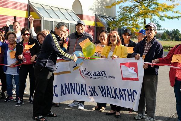 KCCC Annual 5K Walkathon 2018