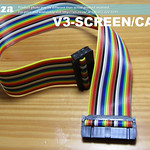 SKU: V3-SCREEN/CABLE, LCD Touch-Screen Ribbon Data Cable for V-Smart Vinyl Cutter