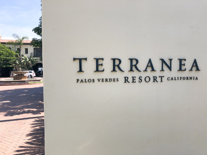 The swanky Terranea resort sits on the grounds of the former Marineland. Rooms can go start at $400 nightly.