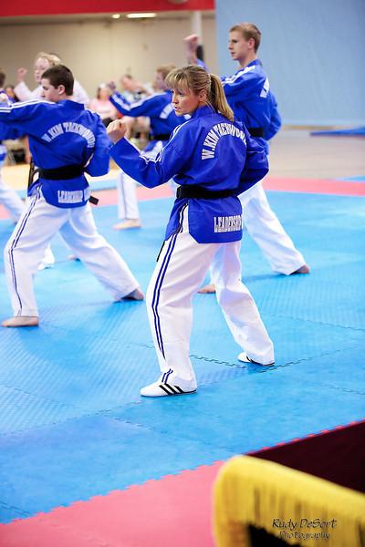 Lake Zurich Taekwondo testing photos by Rudy DeSort Photography