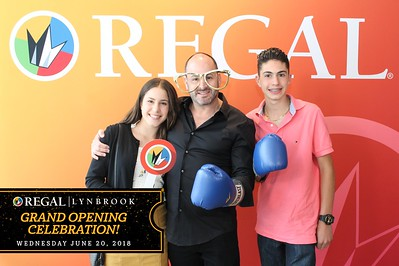 Regal Cinema Grand Opening