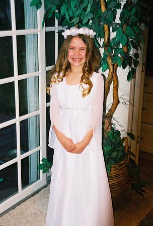 Addie & Kennedy's Baptism