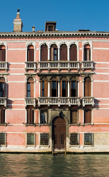 Fontana Palace (17th century), Grand Canal, Cannaregio, Venice, Veneto, Italy