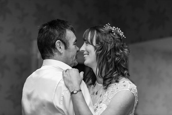 Sarah & Dave wedding