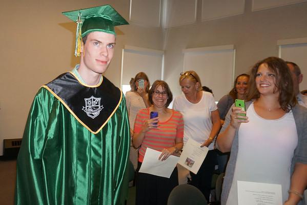 Philip Edwards PCDI Graduation