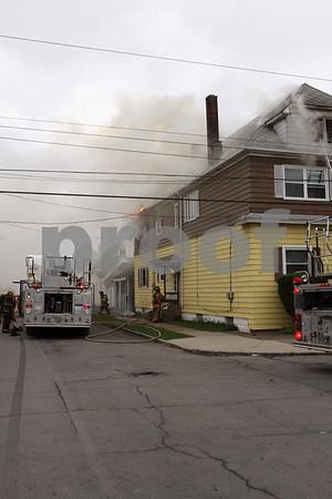 Buffalo NY Fires