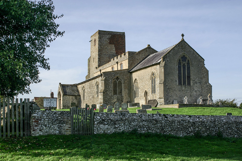 Morston, All Saints