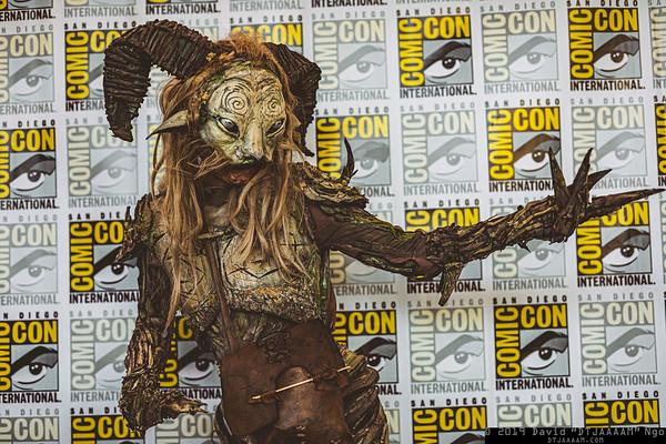 San Diego Comic-Con 2019 - Sunday