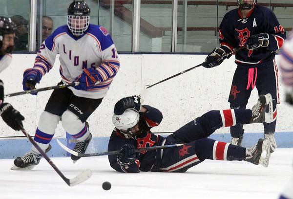 Dracut Tyngsboro NNHS hockey 030619