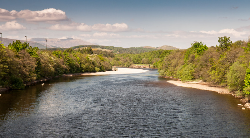 River Lochy in Fort William