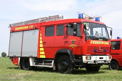 Fahrzeugen Feuerwehren