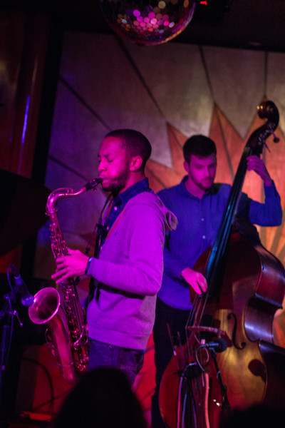 Marcus Elliot Quartet - Cliff Bell's - 11-8-2016