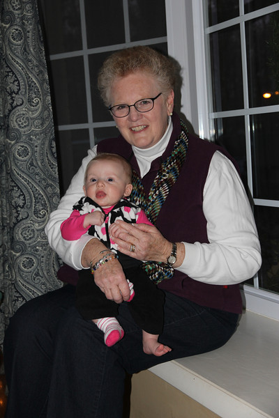 Elizabeth Michelle Dunlap: December 27, 2012