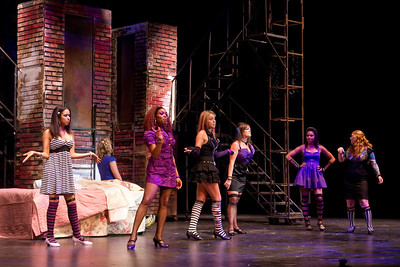 West Side Story Production Photos