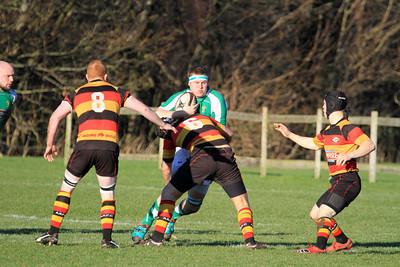 Rugby Horsham 1st XV v Ashford 11 01 14