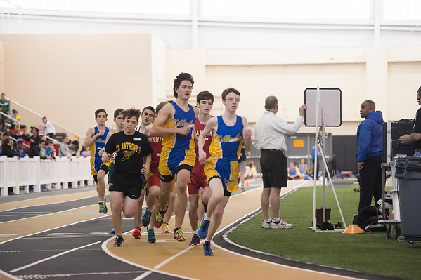 St. Anthony's Developmental Track Meet 01/10/15