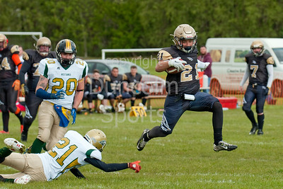 Clyde Valley Blackhawks v Doncaster Mustangs