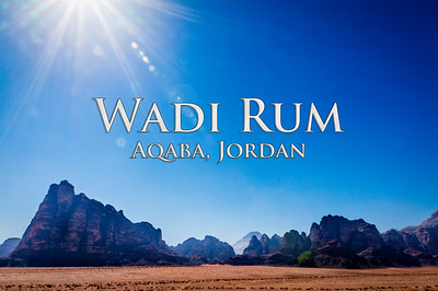2015-04-02 - Wadi Rum