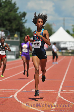 Featured, Final Day - 2013 AAU Junio Olympic Track