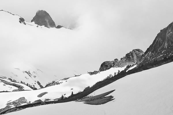 Alpine Monochrome