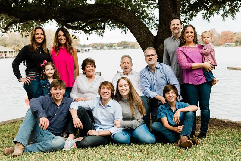 Hillary & Family