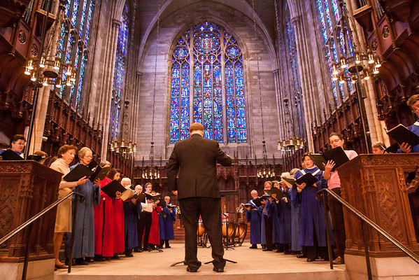 Brahms Requiem - Princeton