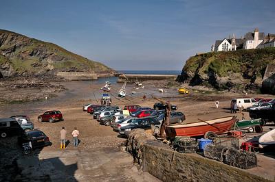 Port Isaac & Tintagel, Cornwall