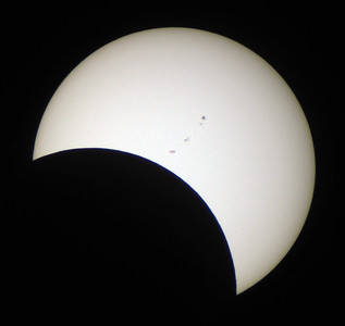 Solar Eclipse, August 21st, 2017