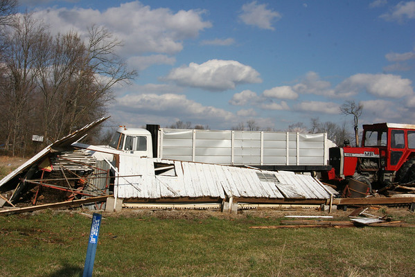 2012 March Marysville, Indiana Tornado