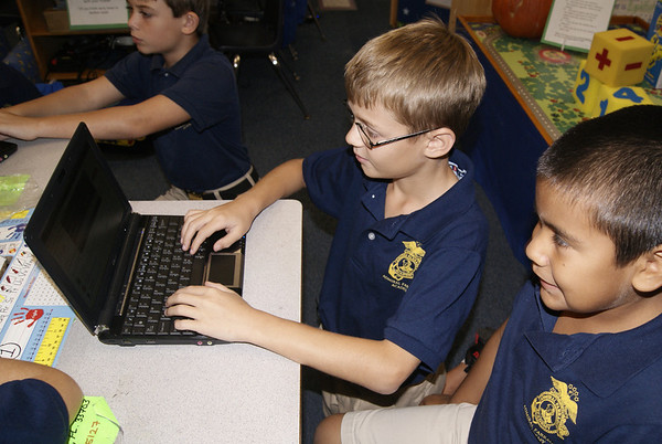 5th & 1st Grade Computer Buddies